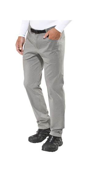 Meru M's Darwin Pants light grey